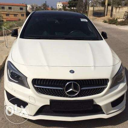 2013 Mercedes CLA 200 AMG German اجنبية