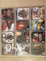 15 Ps3 cds for sale all 15 together