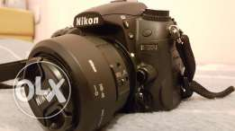 Nikon D7000 with 35mm F1.8