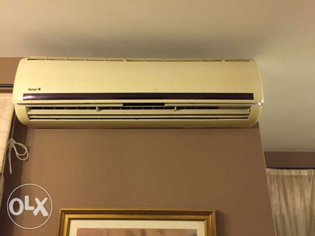 norge air conditioner