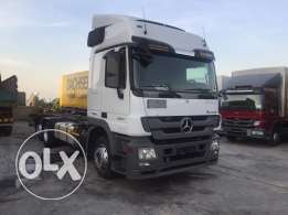 2013 actros