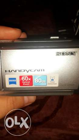 sony handy camcorder-carl zeiss lens-80 gb hdd حارة حريك -  6