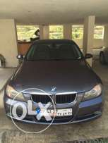 BMW 325 model 2006 ktir ndife