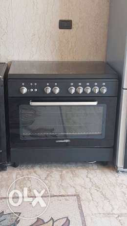 Gas - oven