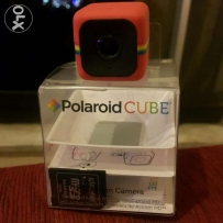 Polaroid cube HD camera and video