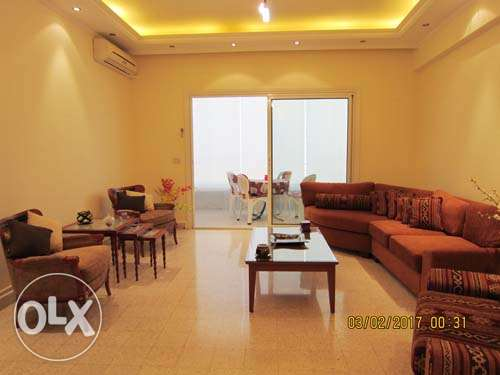 Furnished Apartment for Rent Sodeco Achrafieh