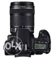 Canon 70d lens 18/135 only 950$