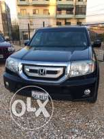 honda pilot model 2011 exl ajnabe super clean full option