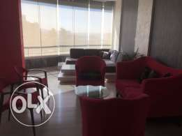 furnished apartment for rent in zook Mosbeh