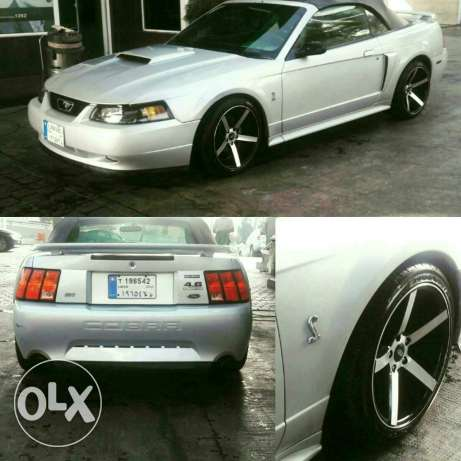 Ford Mustang GT fully Tuned