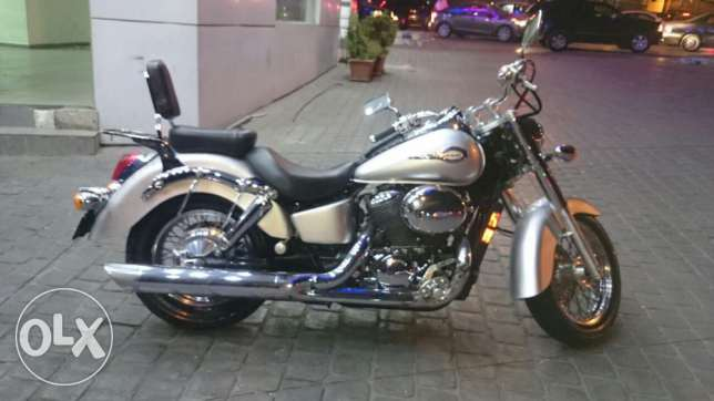 Honda Shadow 750CC Motorcycle for sale with Low mileage 39000km المرفأ -  2