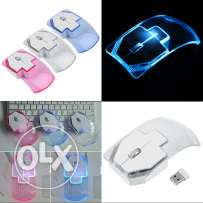 New arrival. Wireless optical mouse