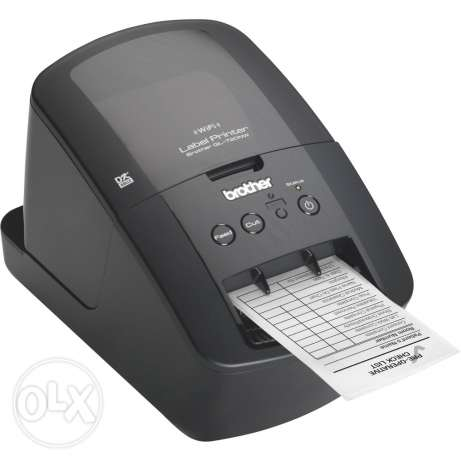 barcode and label printer
