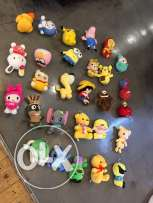 Toys for sale can be used in vending machines
