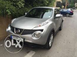 Excellent condition 2013 Nissan Juke, Silver