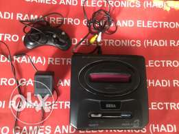 sega mega drive 2 compleet with AV cable