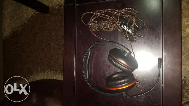 TurtleBeach Gaming Headset - Black Ops 2 Limited Edition never user