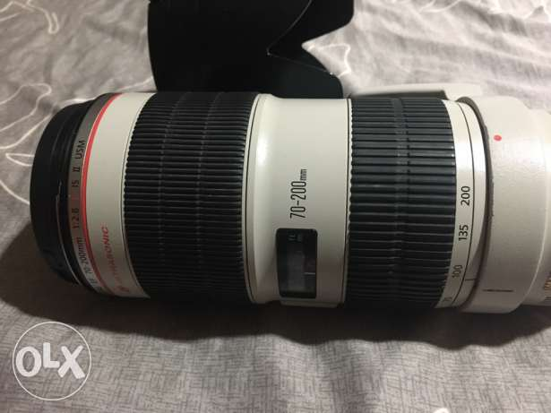 for sale canon 70-200 انطلياس -  4