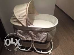 carters baby cradle unisex color