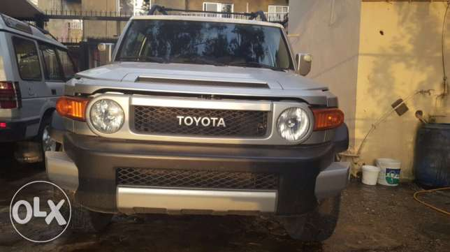 fj cruiser 2008 full options