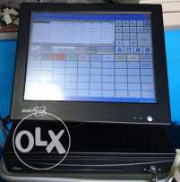 POS All In One Touch PC System NEW