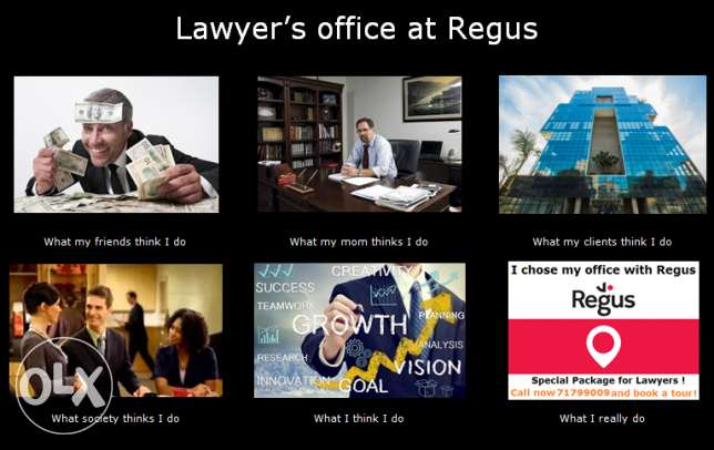 Benefits for Lawyers at Regus offices in Mathaf, Le Bureau Building
