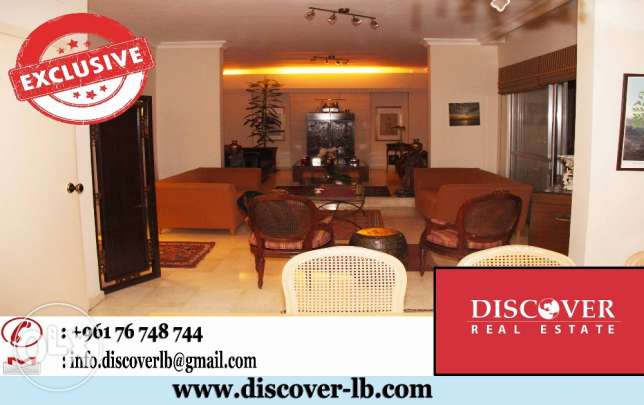 230 sqm Apartment for sale in Antelias