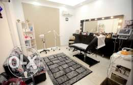 beauty center for sale