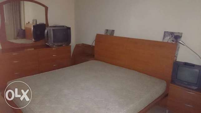 For rent 2 bedrooms furnished students Apt in Ain El-Remmaneh
